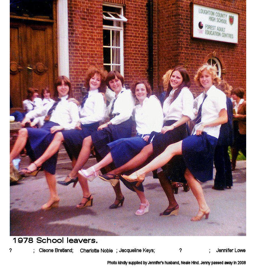 School Leavers 1978
